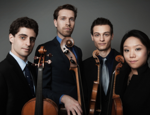 The Tesla Quartet, Not Just a Name a Philosophy