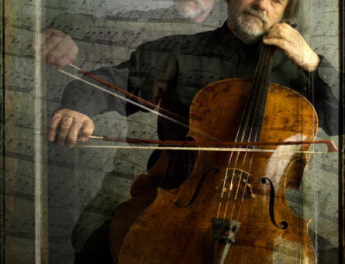 Park ICM Masters in Concert Featuring Daniel Veis, Cello, and Helena Veisova, Piano