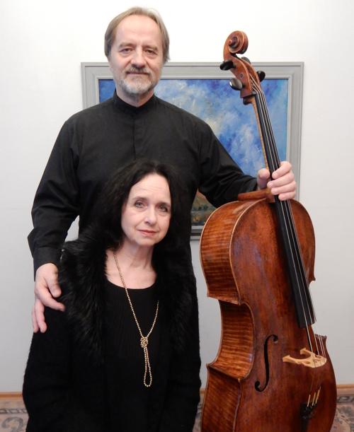Park ICM Masters in Concert Presents Daniel Veis, Cello, and Helena Veisova, Piano