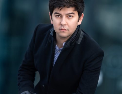 Park ICM Distinguished Alumni Series Presents Behzod Abduraimov, Piano
