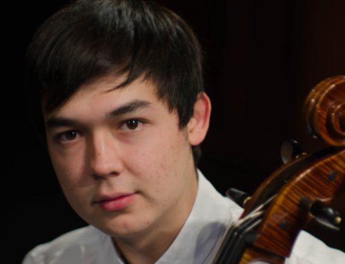 Dilshod Narzillev, Cello, Student Recital