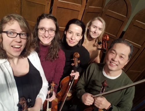 Chamber Music Concert: Rescheduled do to adverse weather