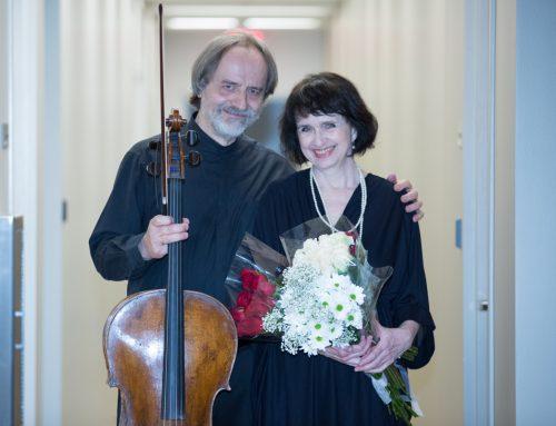 Park ICM Patron's Society – Daniel Veis and Helena Veisova Reception