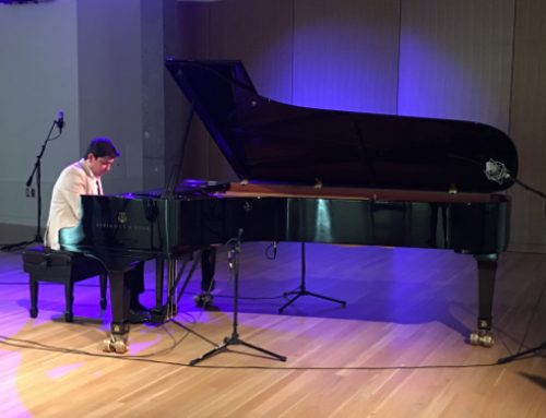 Park ICM presents Pianist Behzod Abduraimov in Virtual Performance