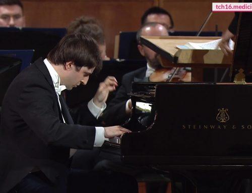 Tchaikovsky Bronze Medalist, Kenny Broberg, to Perform at ICM Gala