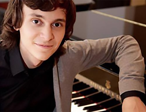 Simon Karakulidi Piano Recital, March 6 at 7:30pm