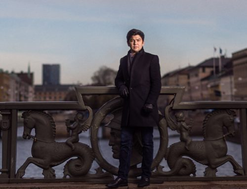 Park International Center for Music To Present Pianist Behzod Abduraimov