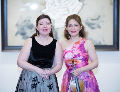 Park ICM Patrons Society – Irina Muresanu Reception