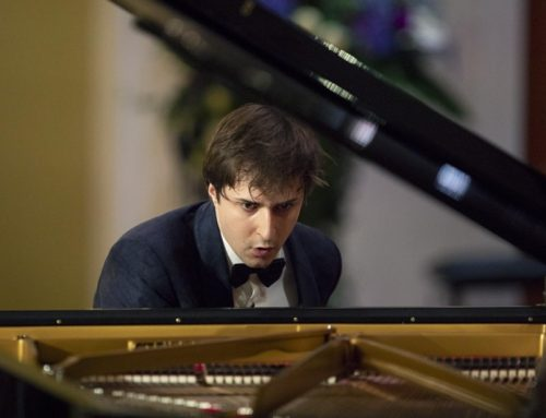 International Tchaikovsky Piano Competition Bronze Medalist to Perform in KC
