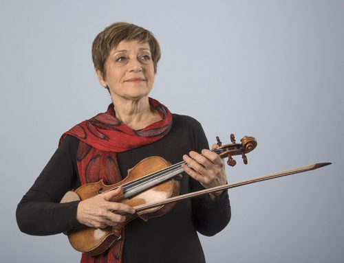 Stanislav Ioudenitch and Miriam Fried in Concert, January 25, 2020