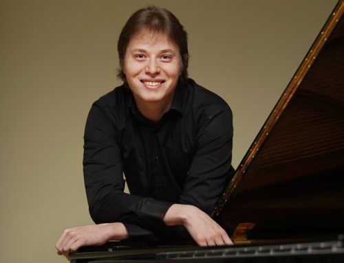 Student Recital Livestream: Ilya Shmukler, March 20 7:30 p.m.