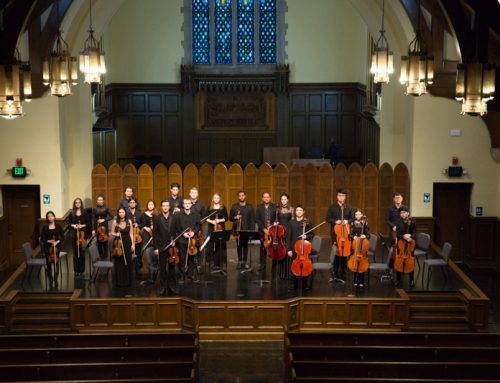 ICM Orchestra to Perform Bach, Dvorak and Piazzolla: CANCELLED
