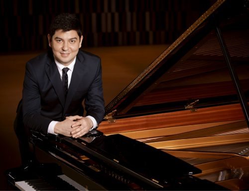Park ICM 1900 Series Features Behzod Abduraimov, Piano, Wednesday, March 3, 2021, 7:30 p.m.