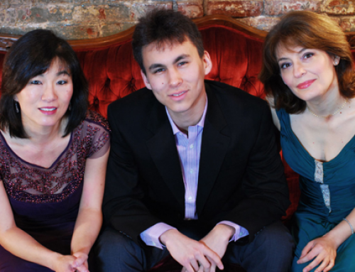 Park ICM 1900 Series Features The Boston Trio, Saturday, December 12, 2020, 7:30 p.m. at the 1900 Building