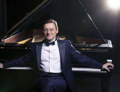 Park ICM 1900 Series Features Stanislav Ioudenitch, Piano, Saturday, January 30, 2021, 7:30 p.m.