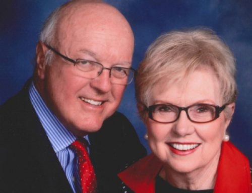 Kay Barnes and Tom Van Dyke to Serve as Honorary Chairs of Park ICM Gala