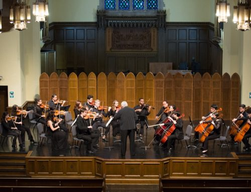 ICM Orchestra to Present Opening Concert, Friday October 9, 2020