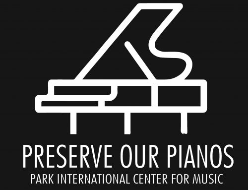 Become a Park Piano Preservationist