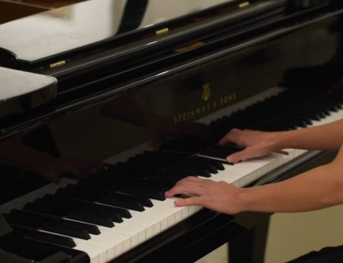 Stanislav Ioudenitch Class Recital – Concert to Feature ICM Piano Studio Students