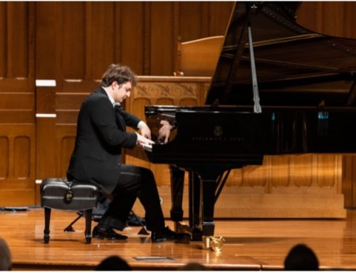 Kenny Broberg takes first prize at 2021 American Pianists Awards