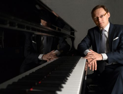 Stanislav Ioudenitch Inducted into the Steinway Teacher Hall of Fame